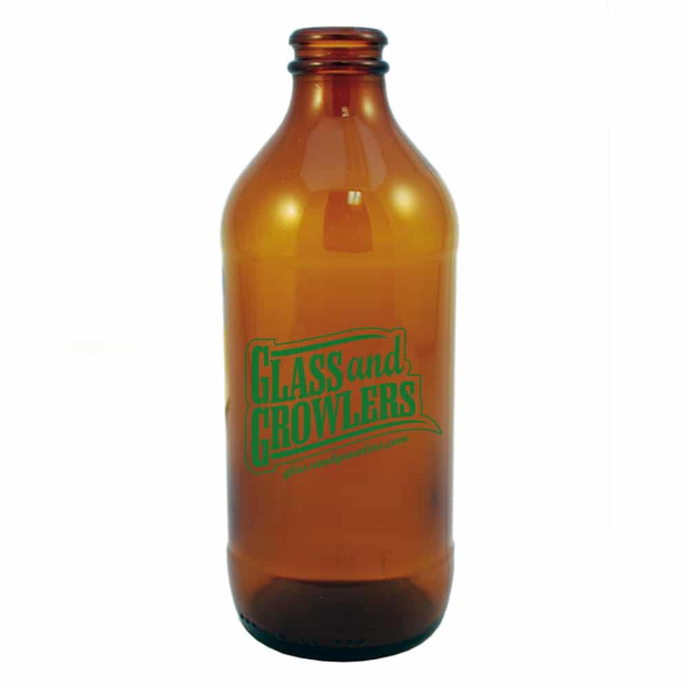 12 oz. Stubby Craft Beer Bottles