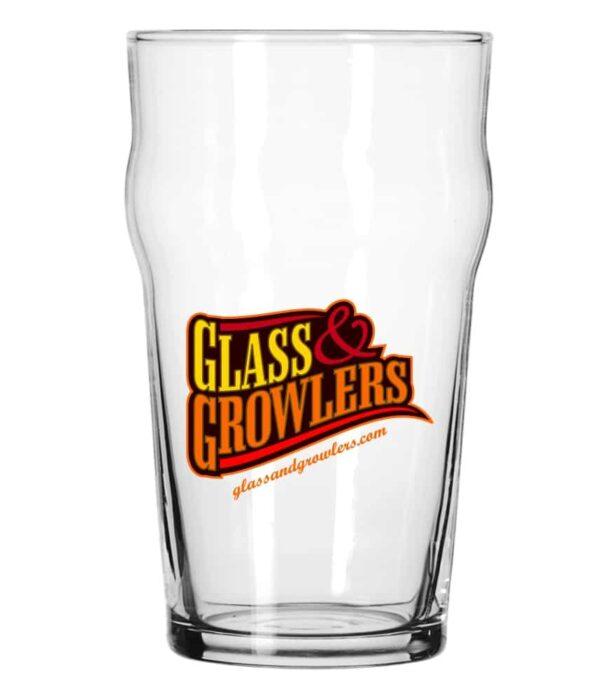 Libbey 14801 - 20oz English Pub Glass