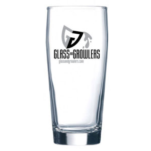 Willi Becher Pint Glasses - 16 oz. - Libbey 14816