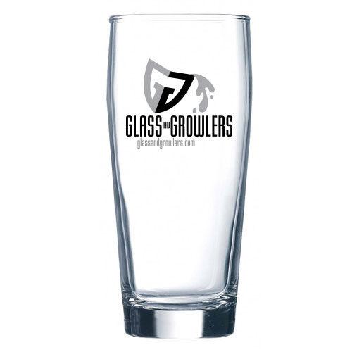 Willi Becher Pint Glasses - 16 oz. - Libbey 14816