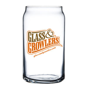 209 Can Glass 16 oz