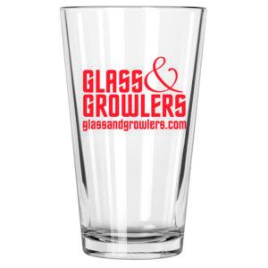 5139 Mixing Glass Pint 16 oz