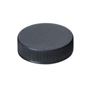 38-400 Black Plastic Cap