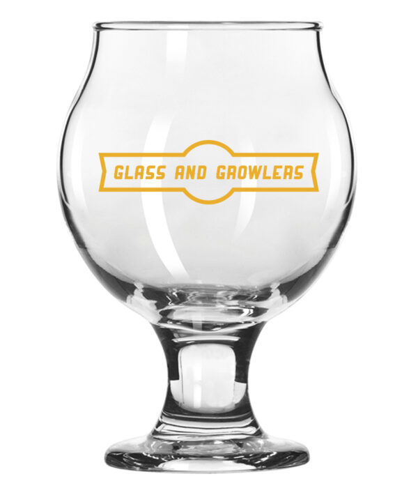 5 oz. Belgian Stackable Beer Glasses (Libbey 3816)