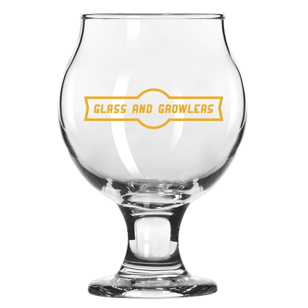 5 oz. Belgian Stackable Beer Glasses (Libbey 3816)