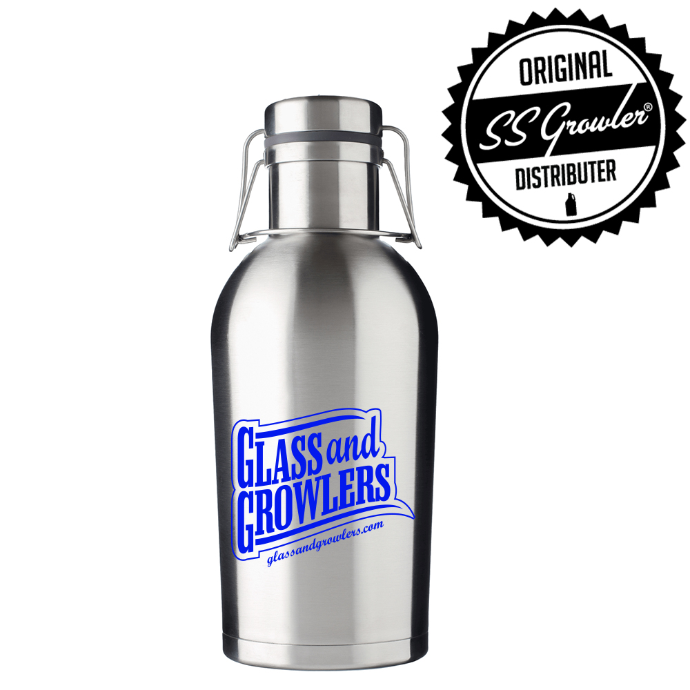 32oz Double Wall SS Growler®