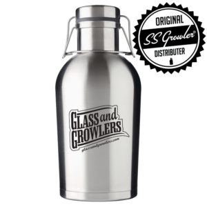 64 oz SS Growler Double Wall SSDBL