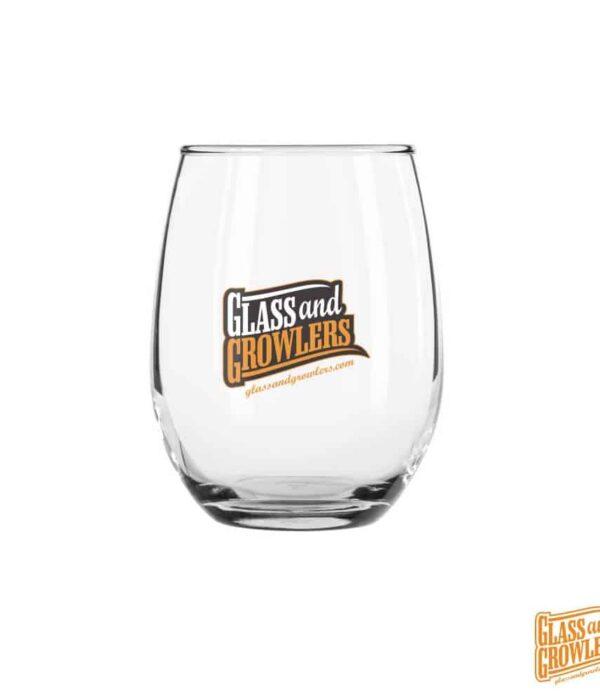 Libbey 207 - 9oz Stemless Wine Glass