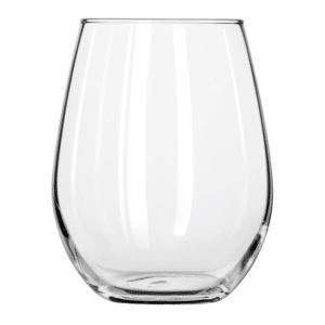 17oz Stemless Wine Glass