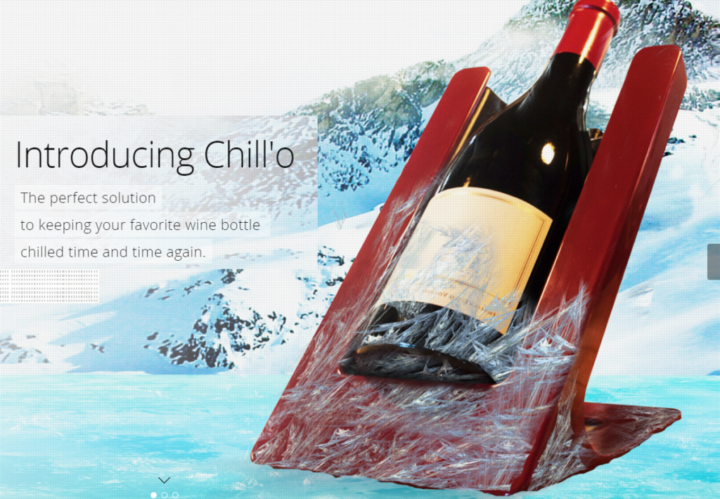 Chill'O Wine Bottle Chiller