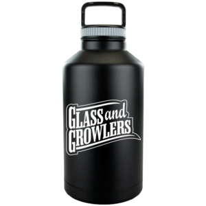 Marck - 2L Double Wall SS Vacuum Growler - Black Satin Finish