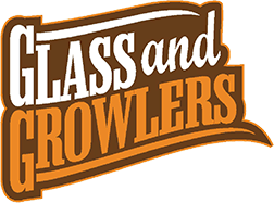 Glass and Growlers Logo