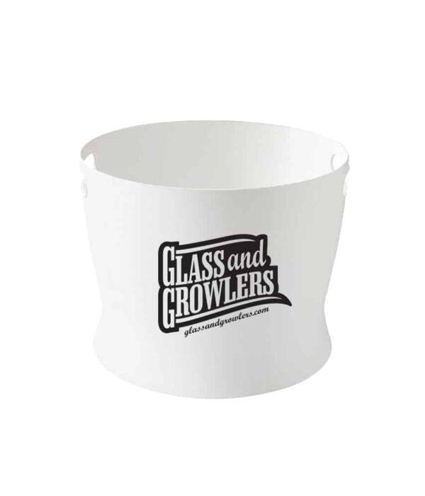 7.5 Qt Plastic Pilsner Buckets