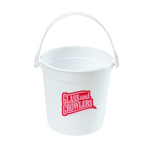 32 oz. Punch Pail - Full Color Imprint