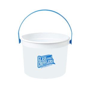 48 oz. Punch Pail - Full Color Imprint